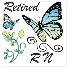 Retired Registered Nurse (RN) Poster