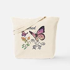 Retired Registered Nurse (RN) Tote Bag