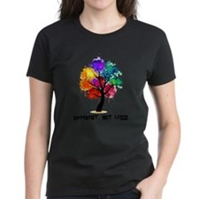 Unique Autism ribbon Tee