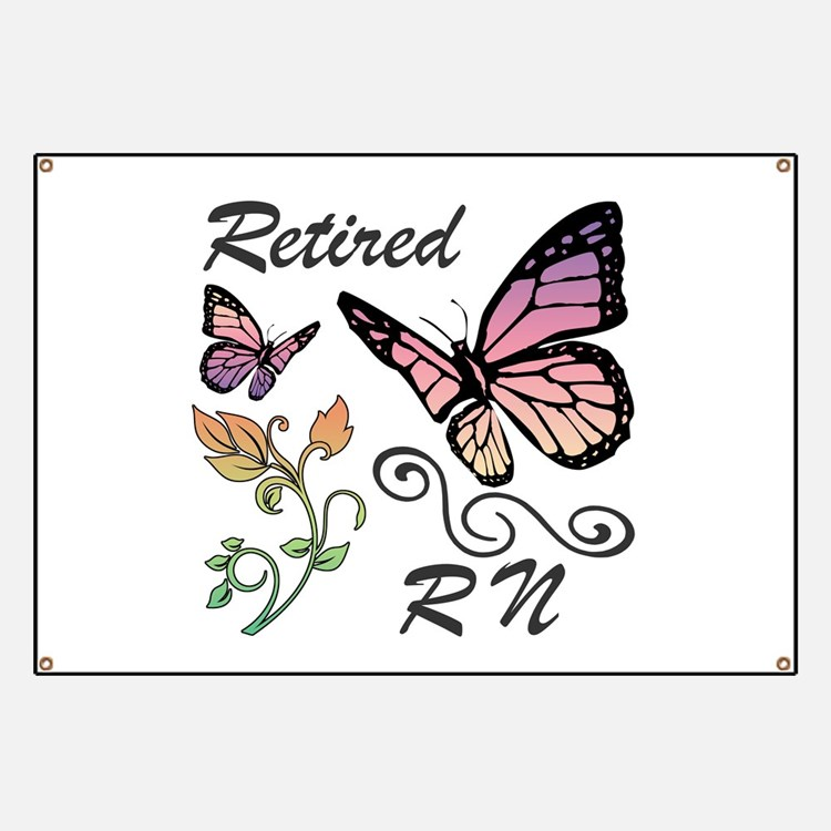 Retired Registered Nurse (RN) Banner