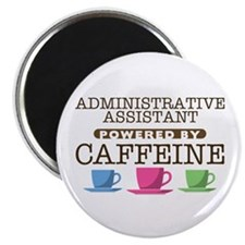 """Administrative Assistant Powered by Caffeine 2.25"""""""
