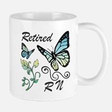 Retired Registered Nurse (RN) Mugs