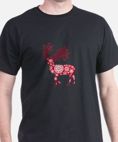 Cute Christmas pattern T-Shirt
