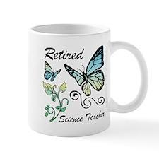 Retired Science Teacher Mugs