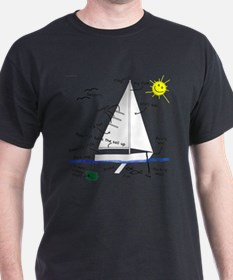 Unique Bmw yacht T-Shirt
