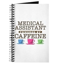 Medical Assistant Powered by Caffeine Journal