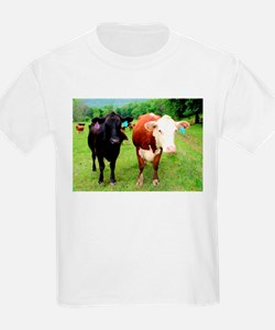 Unique Polled hereford T-Shirt