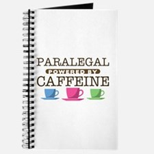 Paralegal Powered by Caffeine Journal