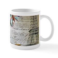 romantic chic paris coffee Mugs
