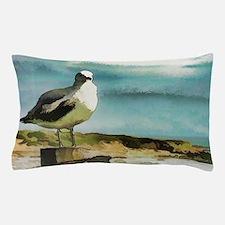 Seagull Sentry Pillow Case