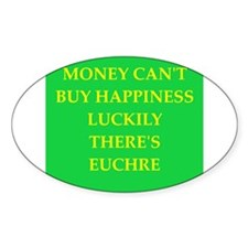 euchre Decal