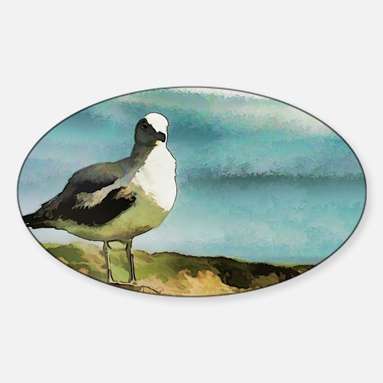 Seagull Sentry Decal