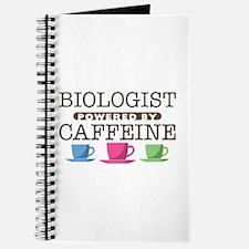 Biologist Powered by Caffeine Journal