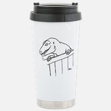 Friendly Neighborhood Dinosaur Travel Mug