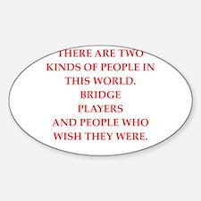 BRIDGE Decal