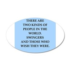 SWINGERS.png Wall Decal