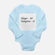 Cute Btvs Long Sleeve Infant Bodysuit