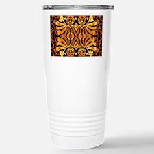 flames safari tribal pa Travel Mug