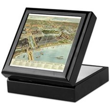 World's Columbian Exposition, Keepsake Box