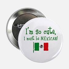 So Cute Mexican Button