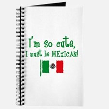 So Cute Mexican Journal