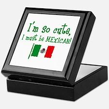 So Cute Mexican Keepsake Box