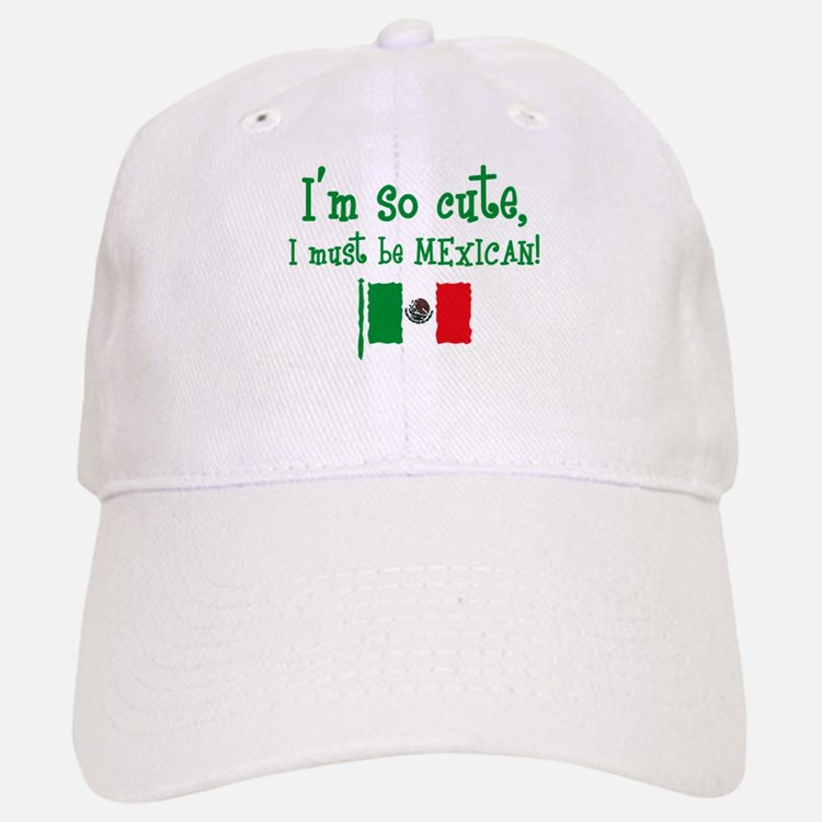 So Cute Mexican Cap