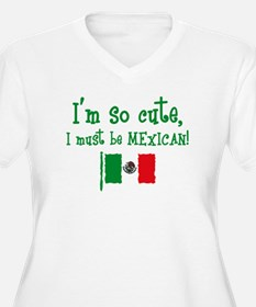 So Cute Mexican T-Shirt