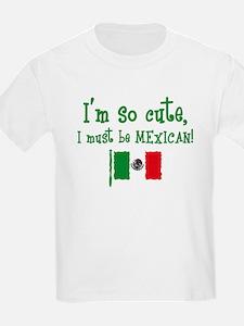 So Cute Mexican T-Shirt