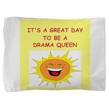 DRAMA.png Pillow Sham