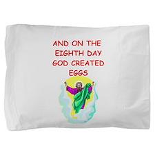 EGGS.png Pillow Sham