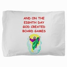 BOARDGAMES.png Pillow Sham