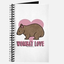 Wombat Love II Journal