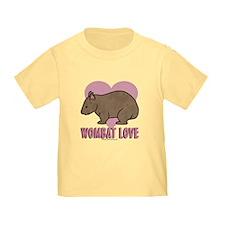 Wombat Love II T