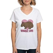 Wombat Love II Shirt