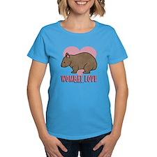 Wombat Love II Tee