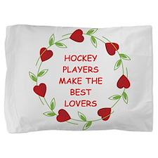 HOCKEY.png Pillow Sham