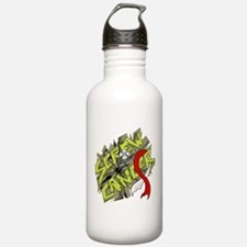 -Screw Squamous Cell C Water Bottle