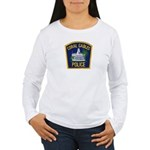 Coral Gables Police Women's Long Sleeve T-Shirt