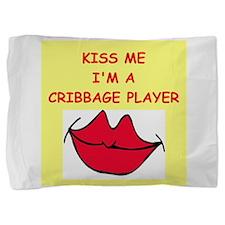 CRIBBAGE.png Pillow Sham