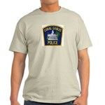 Coral Gables Police Light T-Shirt