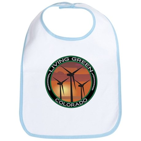 Living Green Colorado Wind Power Bib