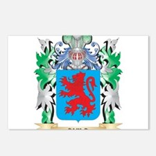 Avila Coat of Arms - Fami Postcards (Package of 8)