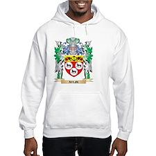 Aylin Coat of Arms - Family Cres Hoodie Sweatshirt