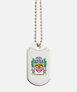 Aylin Coat of Arms - Family Crest Dog Tags