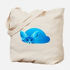 Phil, Night Fox Tote Bag