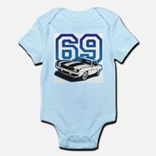 Cute Classic car Infant Bodysuit