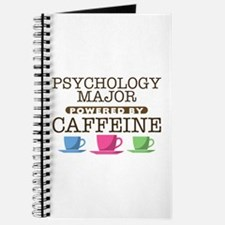 Psychology Major Powered by Caffeine Journal