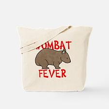 Wombat Fever Tote Bag