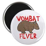 Wombat Fever Magnet